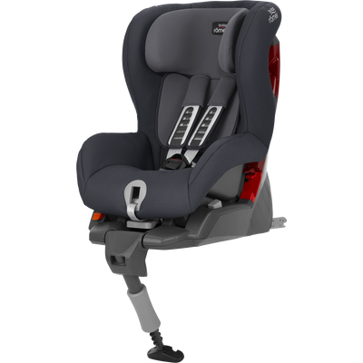 Britax SAFEFIX PLUS Storm Grey
