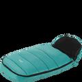 Britax Shiny-Fußsack Emerald Green