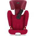 Britax KIDFIX XP SICT Flame Red