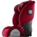 Britax EVOLVA 1-2-3 SL SICT Flame Red