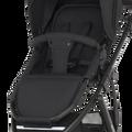 Britax Seat Unit Fabric incl. Harness & Bumper Bar Cover Cosmos Black
