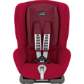 Britax DUO PLUS Flame Red