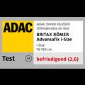 ADAC 11/2020 ADVANSAFIX i-SIZE