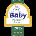 Award Baby Product Award BE 2015