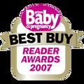 Best Buy Award Prima Baby & Pregnancy UK 2007