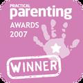 Award Practical Parenting UK 2007