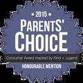 Award Partent's Choice PL 2015