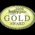 Babygear & Toddler Gold Award UK 2006