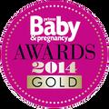 Award Baby & Pregnancy UK 2014