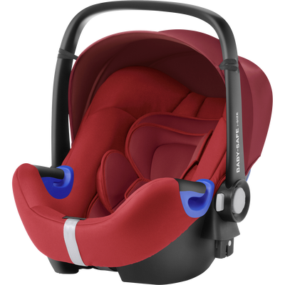 Britax BABY-SAFE i-SIZE Flame Red