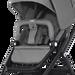 Britax Seat Unit Grey Melange