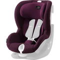 Britax Spare Cover - KING II family Burgundy Red