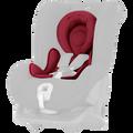 Britax Neugeborenen-Einsatz Flame Red