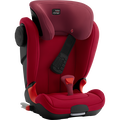 Britax KIDFIX II XP SICT - Black Series Flame Red
