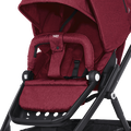 Britax Seat Unit Wine Red Melange