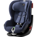 Britax KING II LS - Black Series Moonlight Blue