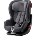 Britax KING II LS Storm Grey