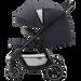 Britax B-AGILE R Black Shadow/Black