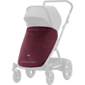 Britax Windschutz Wine Red Melange