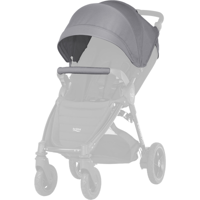 Britax Verdeckset - B-AGILE / B-MOTION Steel Grey