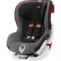 Britax KING II LS Black Marble