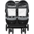 Britax B-AGILE DOUBLE Steel Grey