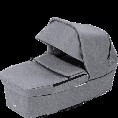 Britax Kinderwagenaufsatz Grey Melange