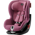 Britax KING II Wine Rose