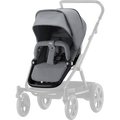 Britax Seat Unit Steel Grey