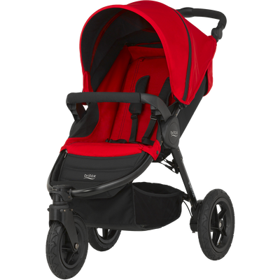 Britax B-MOTION 3 Flame Red