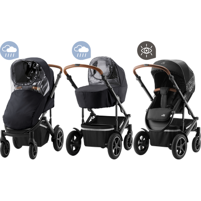 Britax Stay Safe Set - SMILE III