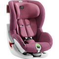 Britax KING II ATS Wine Rose