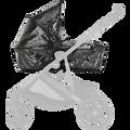 Britax Regenverdeck Kinderwagenaufsatz