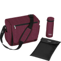 Britax Wickeltasche Wine Red Melange