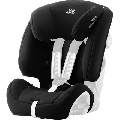 Britax Spare Cover - MULTI-TECH II / III Cosmos Black