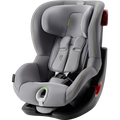 Britax KING II LS Cool Flow - Silver