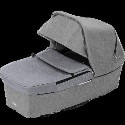 Britax Windschutz Kinderwagenaufsatz Grey Melange