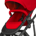 Britax Seat Unit Flame Red