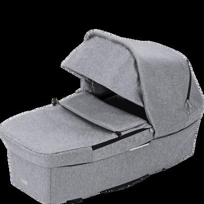 Britax BRITAX GO Kinderwagenaufsatz Grey Melange