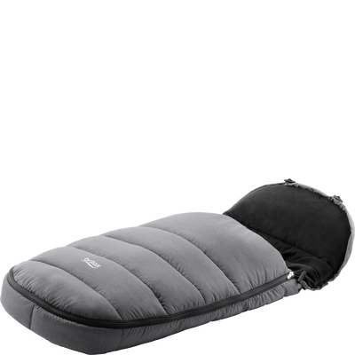 Britax Shiny-Fußsack Melange Grey
