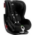 Britax KING II LS Crystal Black