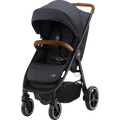 Britax B-AGILE R Black Shadow/Brown