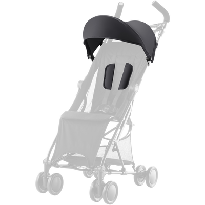 Britax Canopy with Shoulder Pads