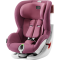 Britax KING II LS Wine Rose