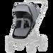 Britax Seat Unit Steel Grey