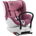 Britax DUALFIX Wine Rose
