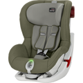 Britax KING II LS Olive Green