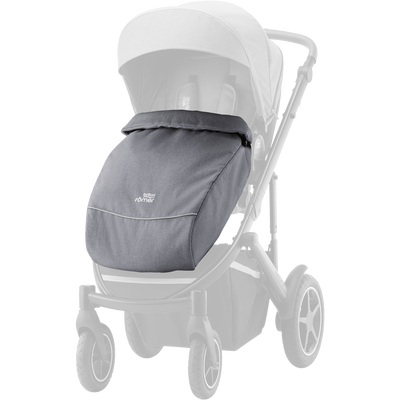 Britax Windschutz – SMILE III Frost Grey