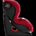 Britax KING II - Black Series Flame Red