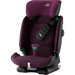 Britax ADVANSAFIX i-SIZE Burgundy Red